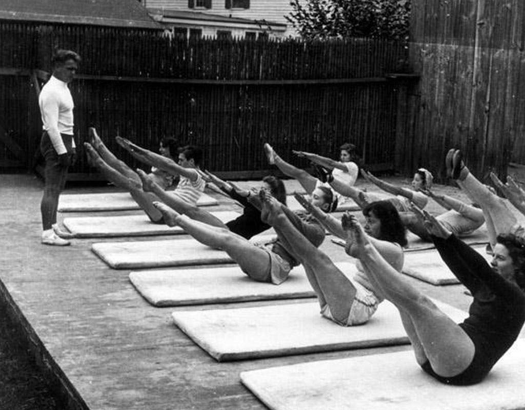 Joseph Pilates Mat Class