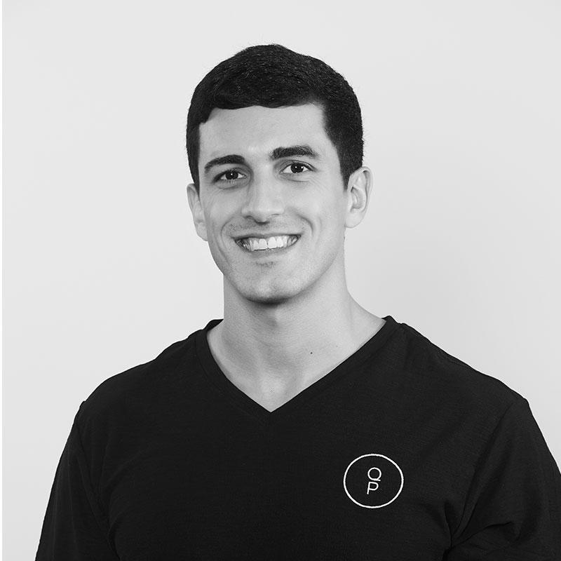 Aaron Gandecha - Physiotherapist