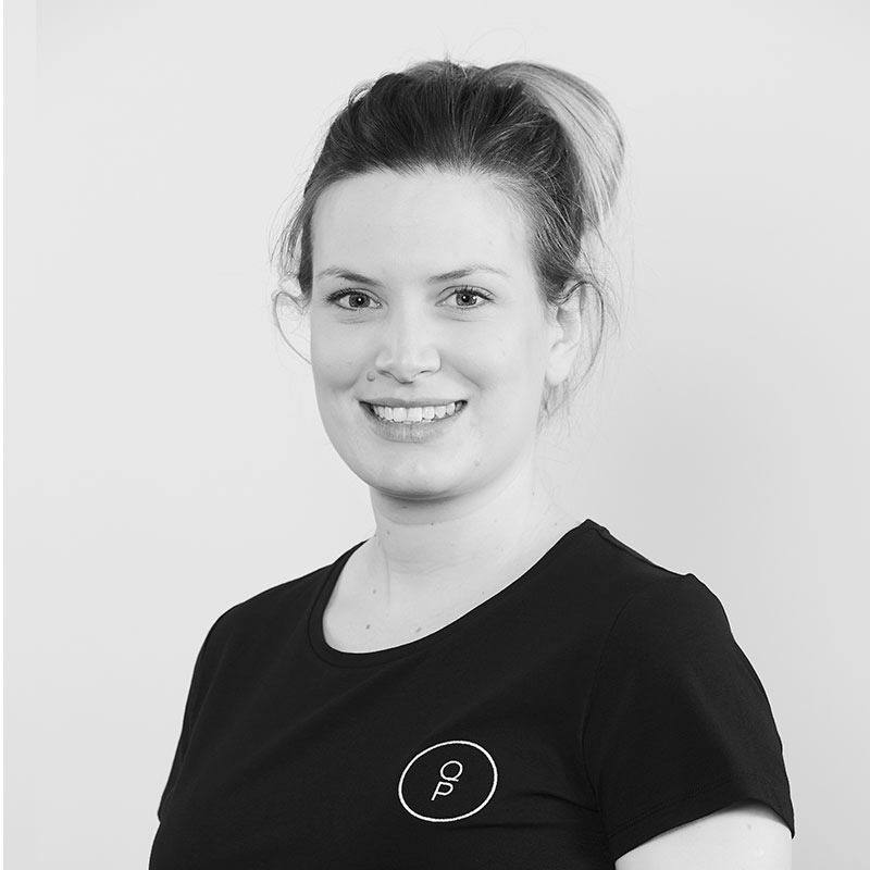 Amanda Sumner - Physiotherapist