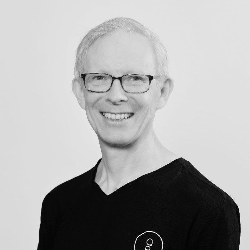Drew Corrigan - Pilates Instructor