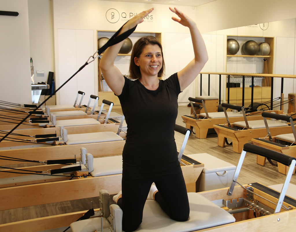 Body Tone Pilates Instructor, Emma