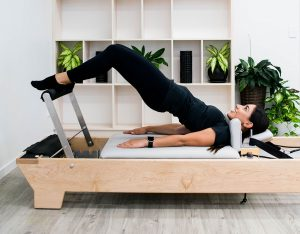 Pilates Bridge Exercise